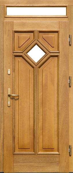 Drzwi drewniane na wymiar