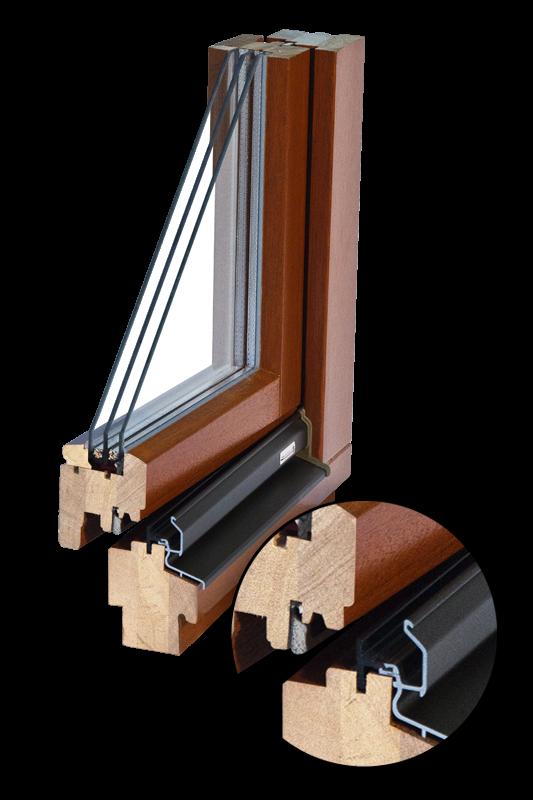 Profil - przekrój okna
